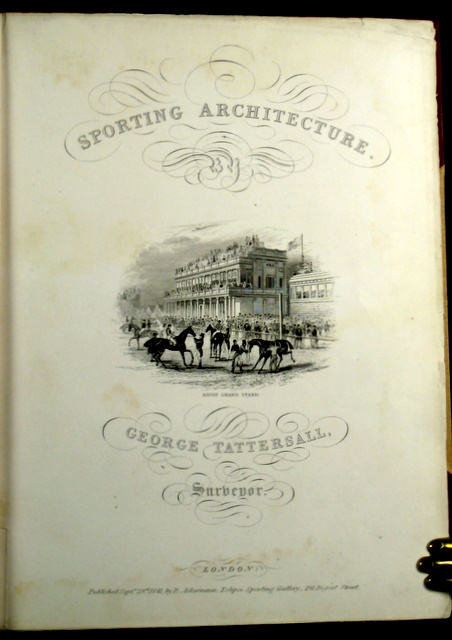 Image for Sporting Architecture