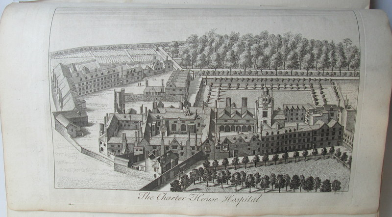 Image for The History and Survey of  London from its Foundation to the Present Time (volume 2)