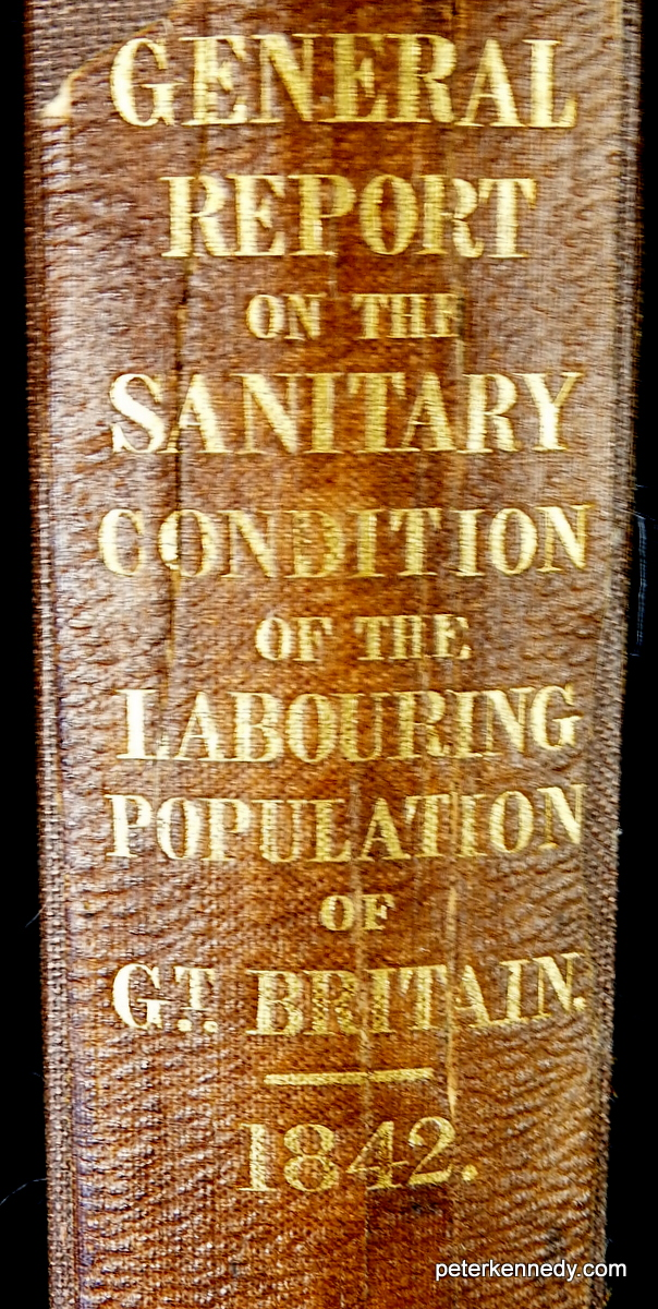 Image for Report...on an Inquiry Into The Sanitary Conditions Of The Labouring Population Of Great Britain....