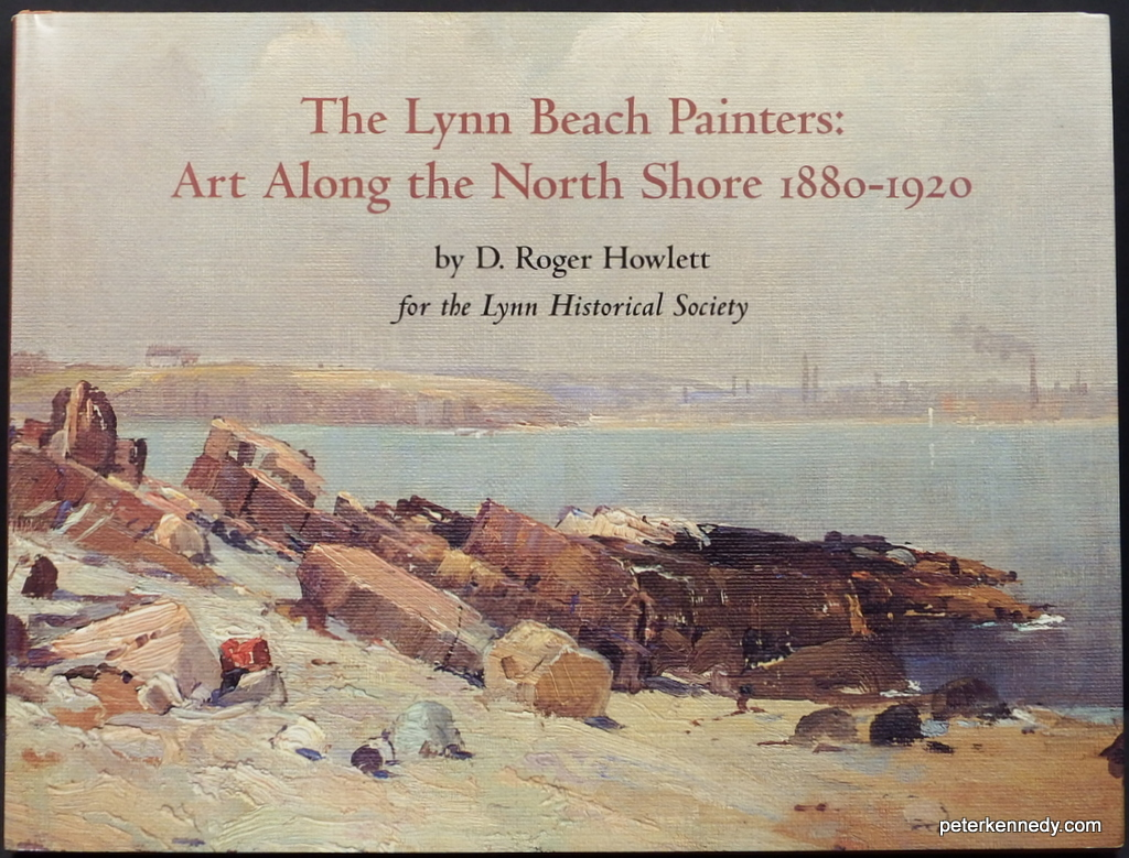 Image for The Lynn Beach Painters: Art along the North  Shore 1880-1920
