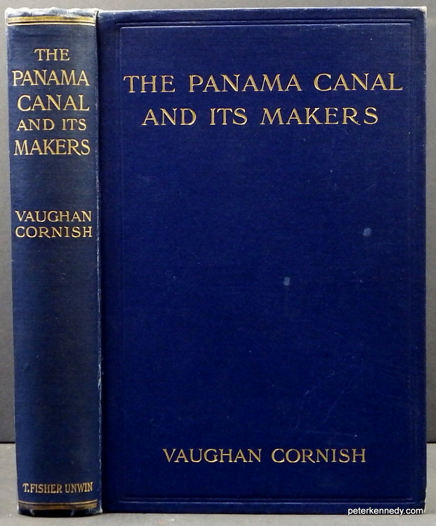 Image for The Panama Canal and its Makers