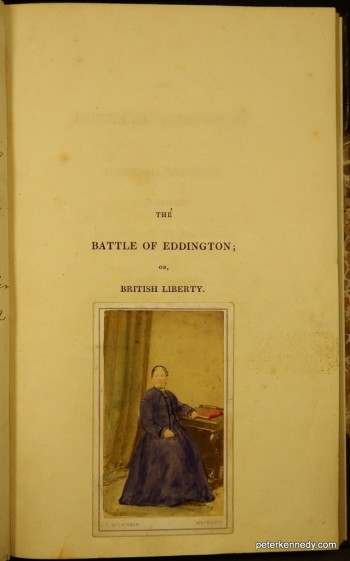 Image for The Battle Of Eddington; Or British Liberty. A Tragedy