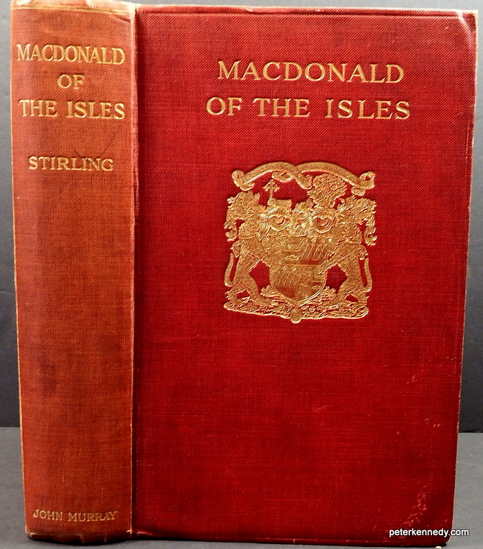 Image for Macdonald of the Isles
