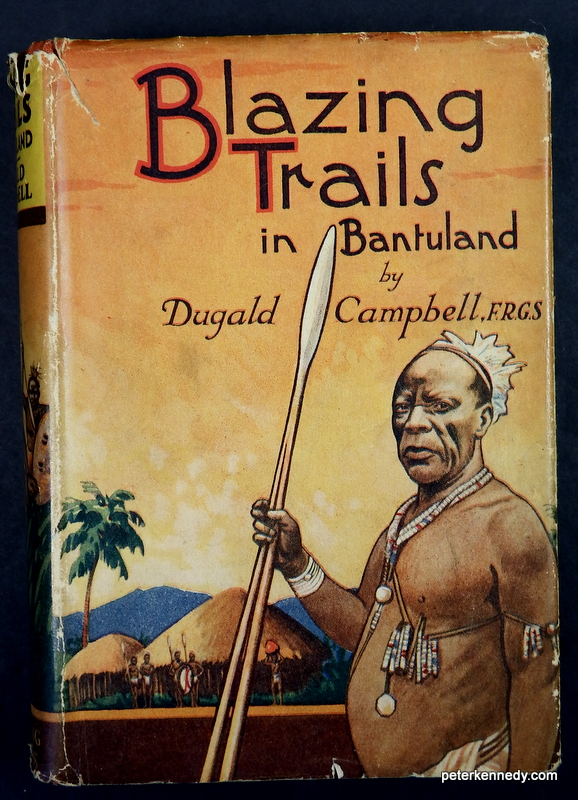 Image for Blazing Trails in Bantuland
