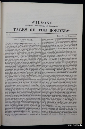 Image for Wilson's Historical, Traditional and Imaginative Tales of the Borders and of Scotland
