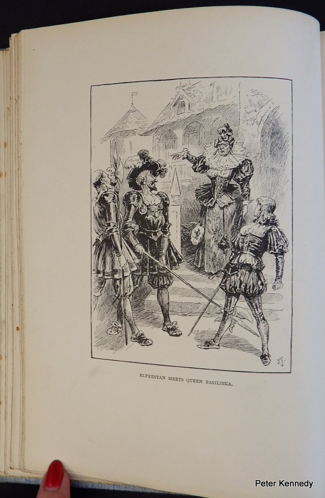 Image for The Queen of Beauty or Adventures of Prince Elfrestan