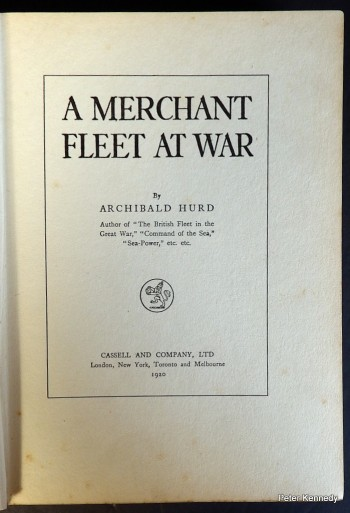 Image for A Merchant Fleet At War