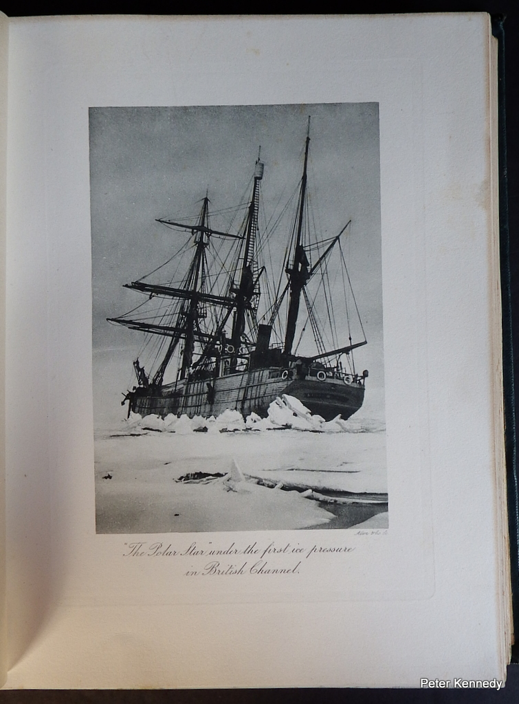 Image for On The 'Polar Star' In the Arctic Sea