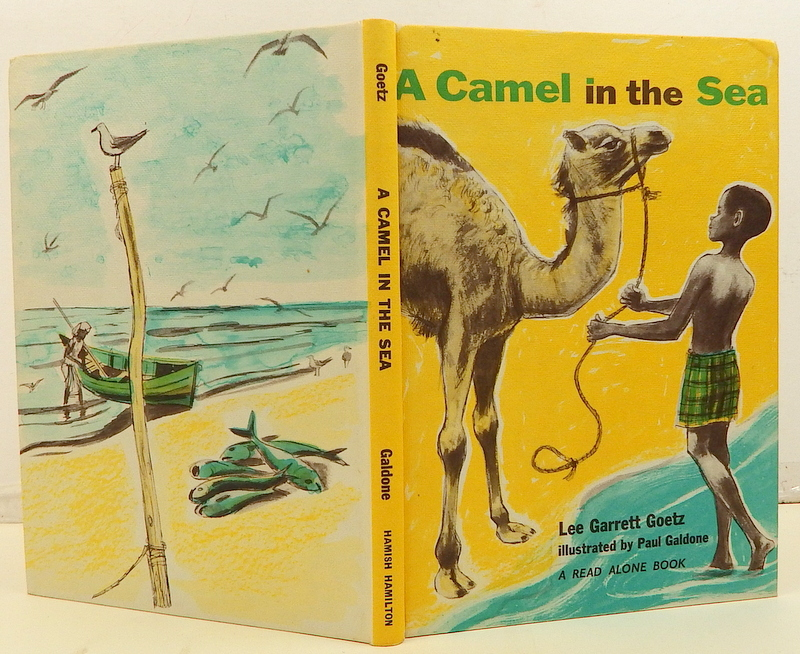 Image for A Camel in the Sea (illustrated Paul Galdone)