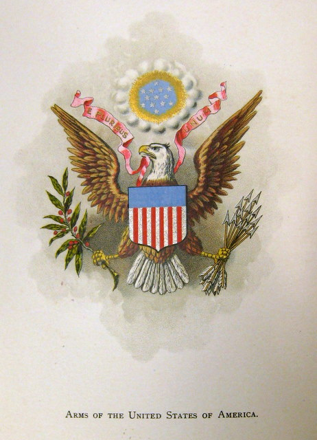 Image for Heraldry in America (fine binding)